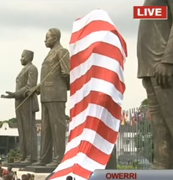 wp 1510340161980 - 9JA NEWS: Okorocha Unveils Statue Of Liberian President, Johnson-Sirleaf