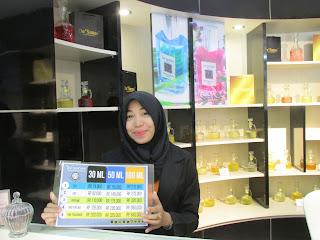 de'Sanas Parfum Halal Batam