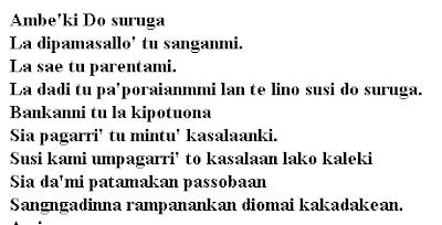 Alkitab Bahasa Toraja
