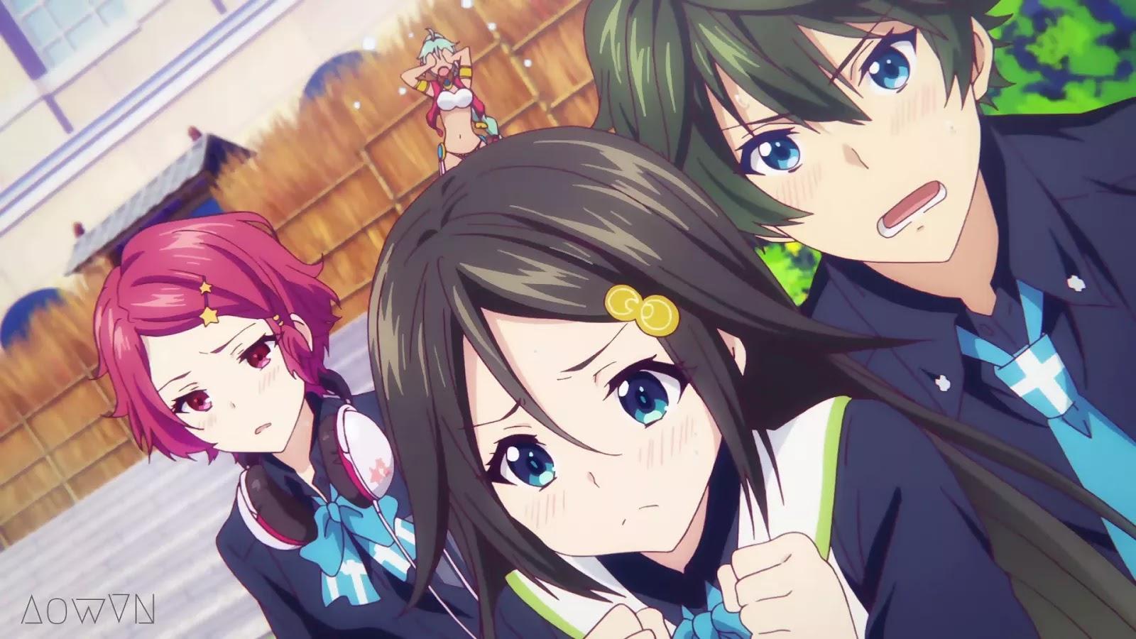 AowVN.org min%2B%25285%2529 - [ Anime 3gp Mp4 ] Musaigen no Phantom World + OVA BD | Vietsub - Ecchi Harem Art Cực Đẹp + Tặng Poster