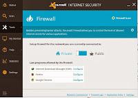 Avast 2014 Firewall