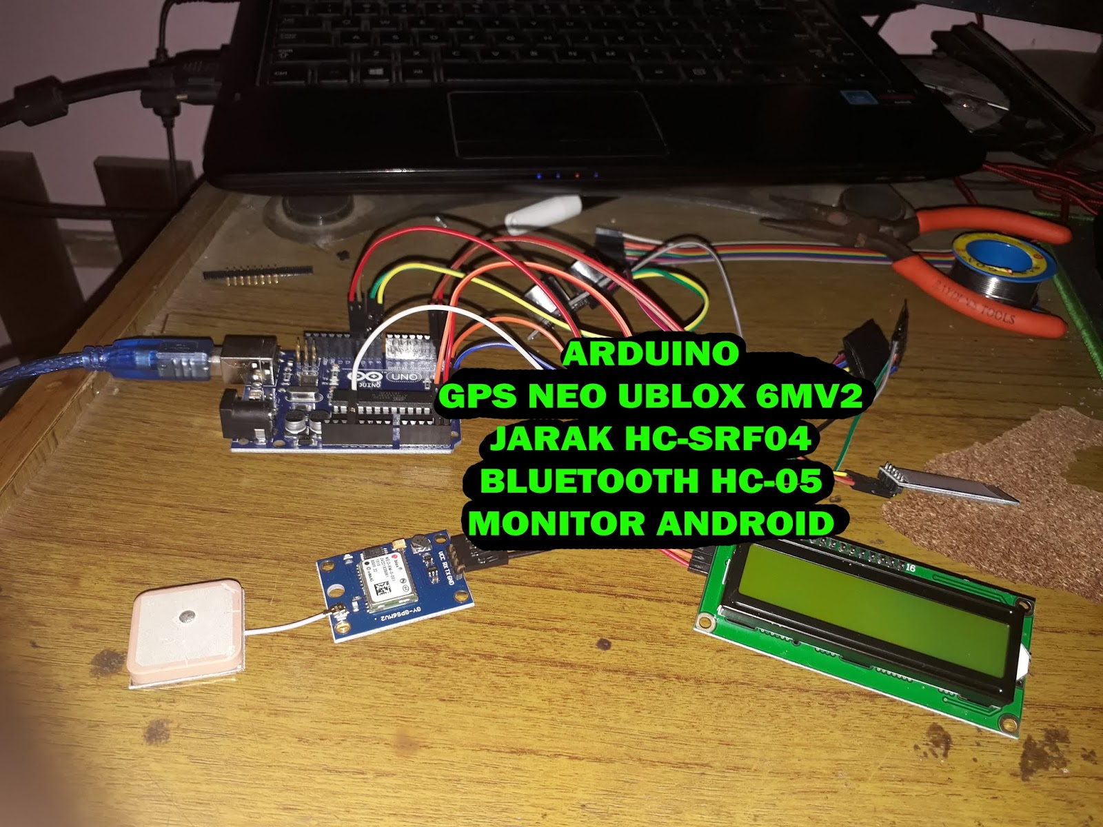 Ublox Gps Arduino
