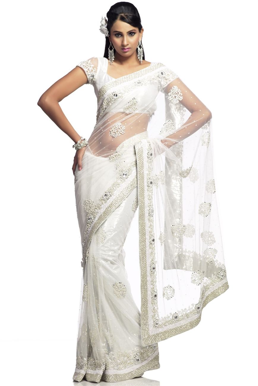 A Saree A Day Fusion Wedding Looks