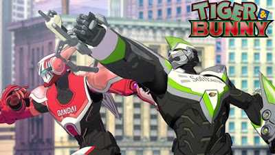 tiger and bunny beginning gekijouban director