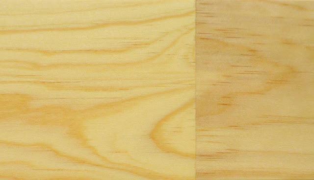 メルクシパイン無垢フローリング木目写真