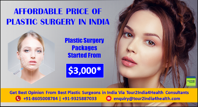 Affordable Price of Plastic Surgery Attracting Innumerable Medical Tourists in India