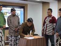 Sleman Lakukan Kontrak Awal Pengadaan Barang dan Jasa 2018