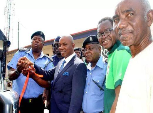 Naira Hub Redeem Church Renovates Four Lagos Police Stations