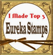 13 x Eureka Stamps Top 5