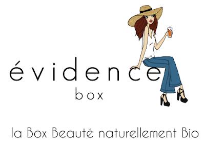 Evidence box , soins bio