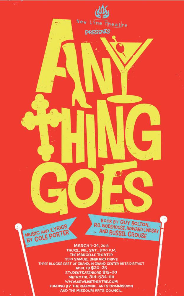Lyric cole porter lyrics : St. Louis Theatre Snob: ANYTHING GOES • New Line Theatre