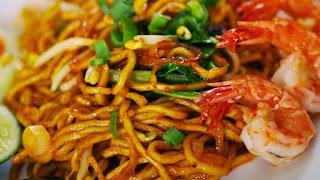 Resep Mie Goreng Seafood India Enak