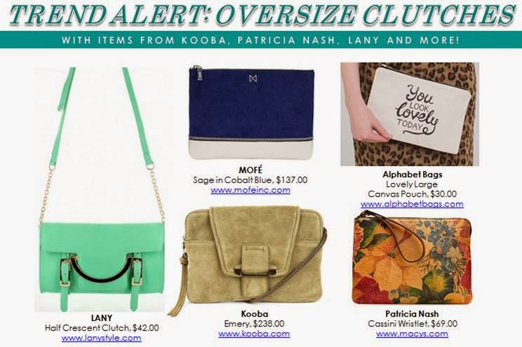 oversized clutch bags
