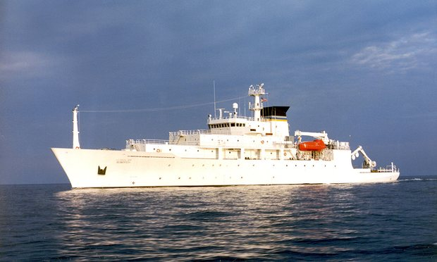 Marinha chinesa captura drone submarino dos EUA no mar do Sul da China
