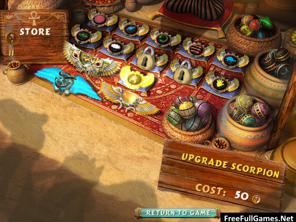 Luxor 4 PC Game Free Download Full Version