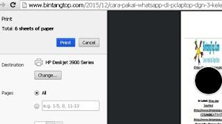 print pdf halaman blog