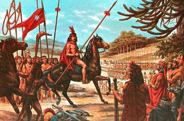 Resultado de imagen para revolucion  de manco inca