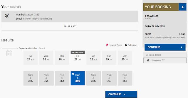 Air Astana ile Almatı Aktarmalı İstanbul - Güney Kore Uçak Biletimi Nasıl Aldım?