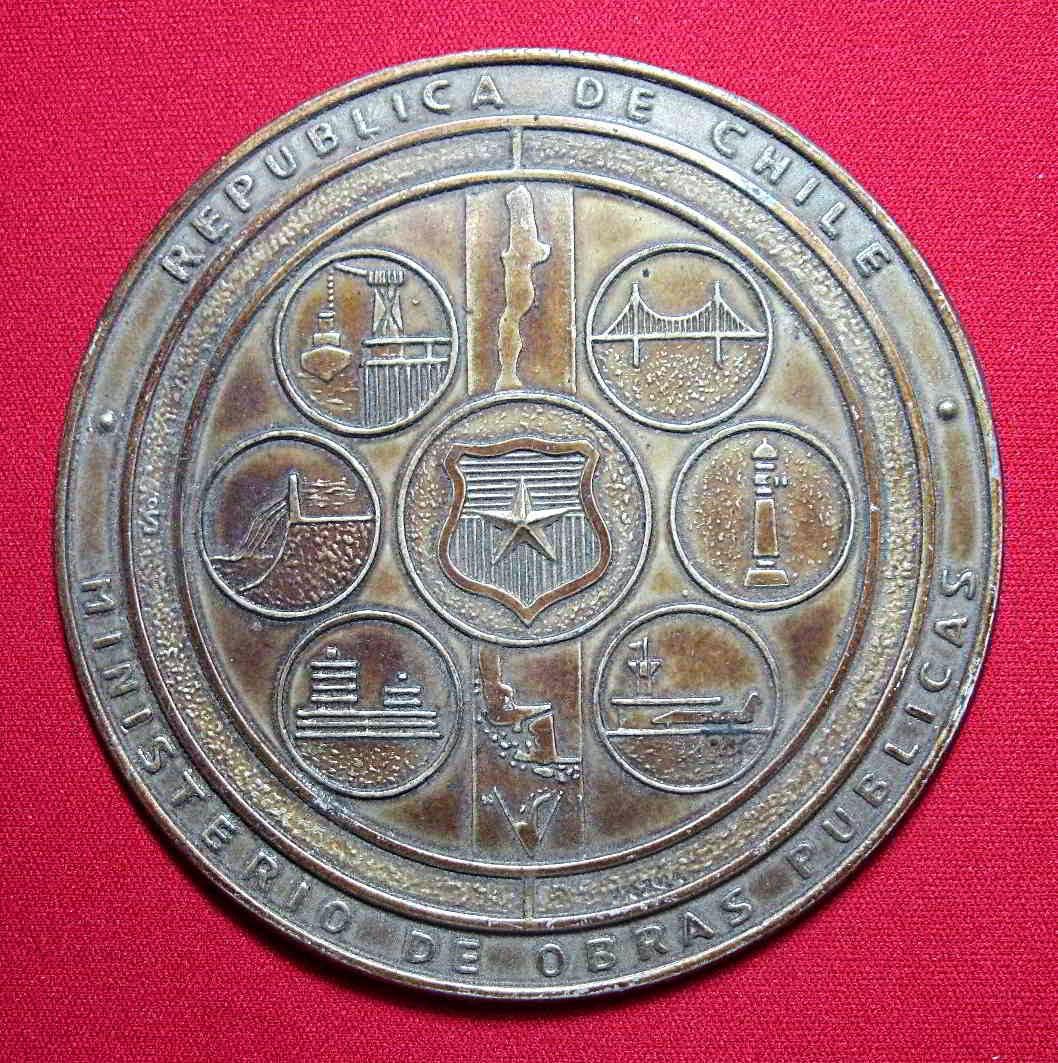 100 años del Ministerio Obras Publicas
