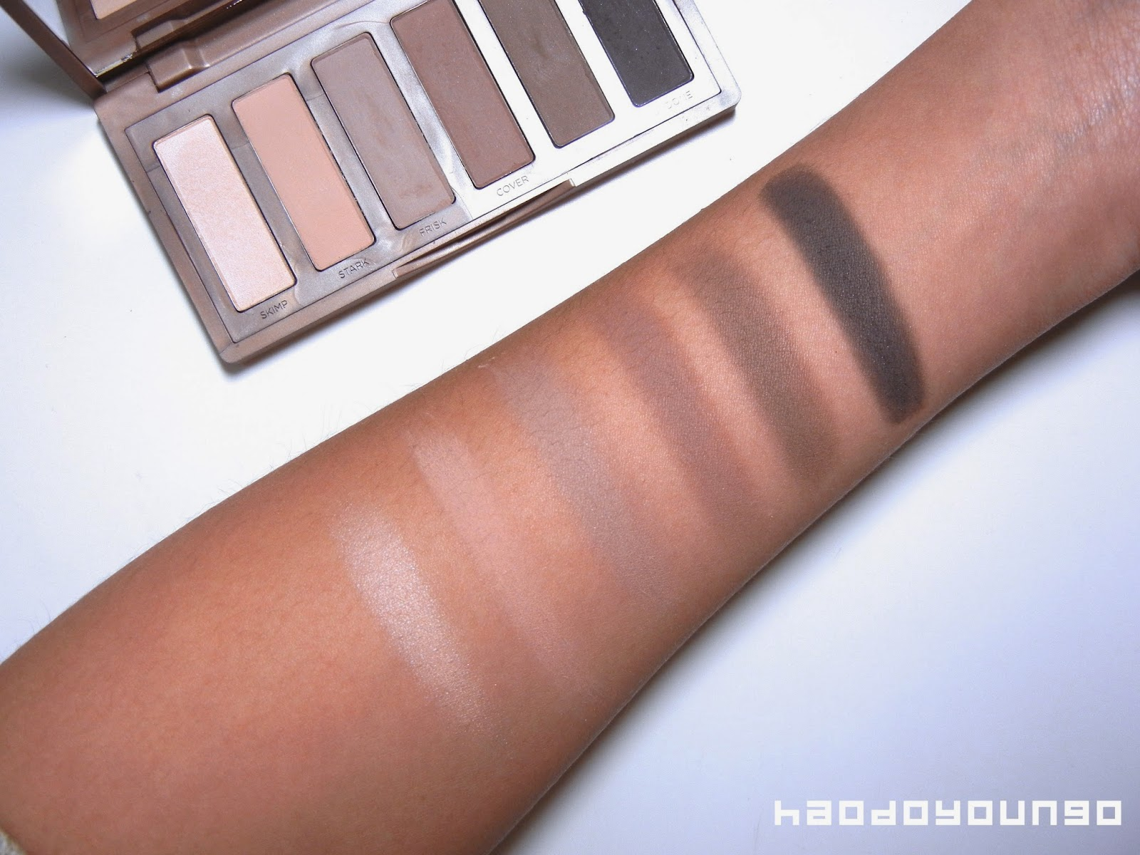Naked2 Eyeshadow Palette by Urban Decay #6