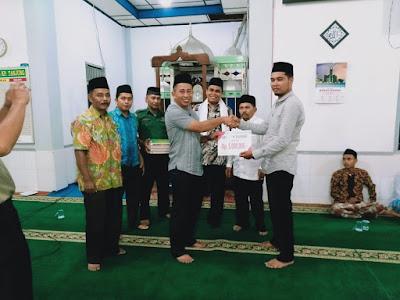 Tim Ramadhan Dipimpin Dandim 0308 Pariaman, Kunjungi Masjid Raya Kampuang Tanjuang Koto Mambang