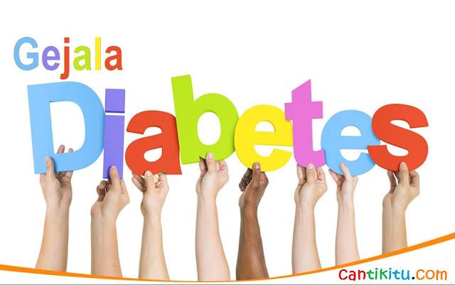 Tanda-tanda diabetes atau kencing manis