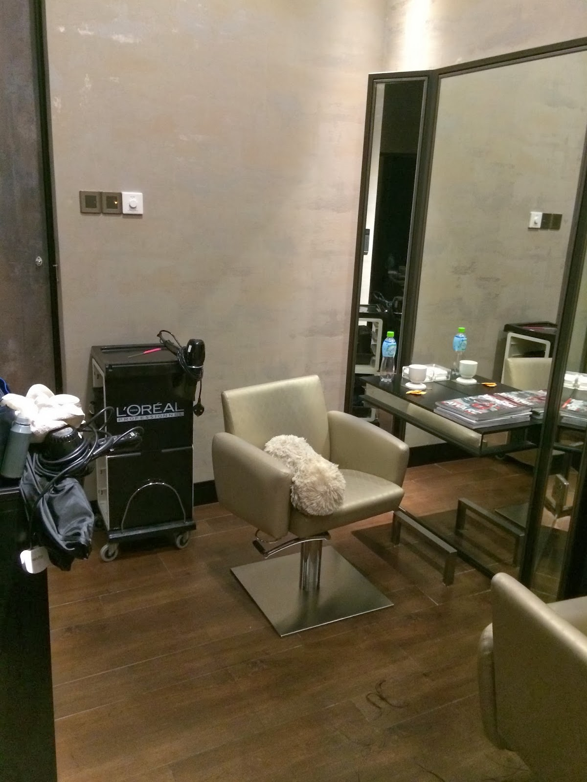 Private Room In Hair Salon Centro Priv 233 Klcc Affordorable