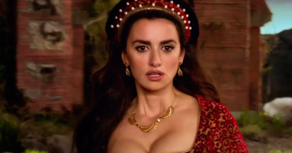 La Reina de España de Fernando Trueba - Los personajes de 'La niña de tus ojos' 18 años despues...
