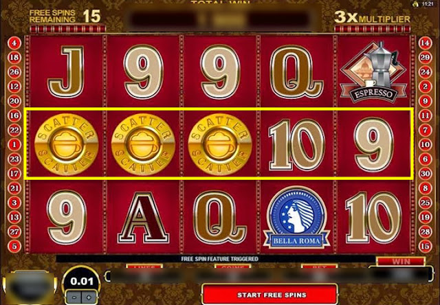 Agen Slot Games - Permainan Slot Game Online [SBOBET]