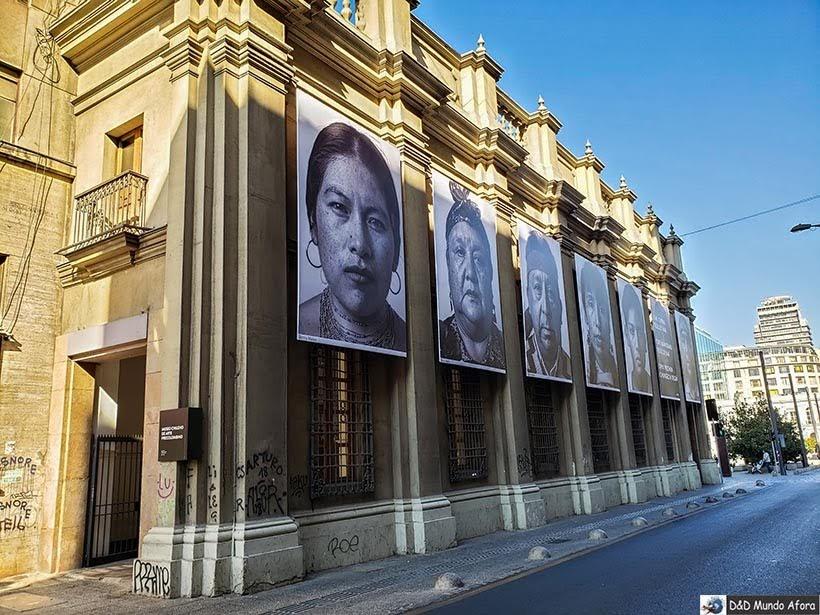 Museu Chileno de Arte-Colombiana - O que fazer em Santiago