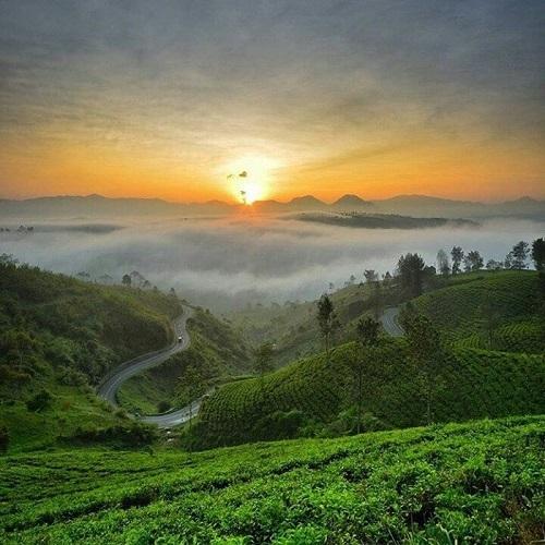 cukul sunrise point destinasi wisata instagramable di bandung