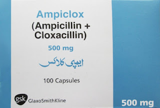 Ampiclox 500mg Capsules