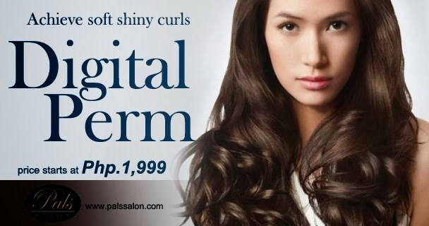 Pals Salon New Service Digital Perm At Pals Salon