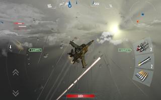 Merupakan sebuah game simulasi pesawat terbang Unduh Game Android Gratis Sky Gamblers Air Supremacy apk + obb