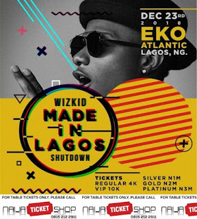 #MadeInLagos: Watch The Show Live Streaming