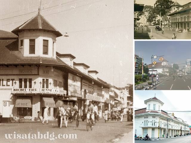 Gedung De Vries, Toko Serba Ada Zaman Belanda di Bandung