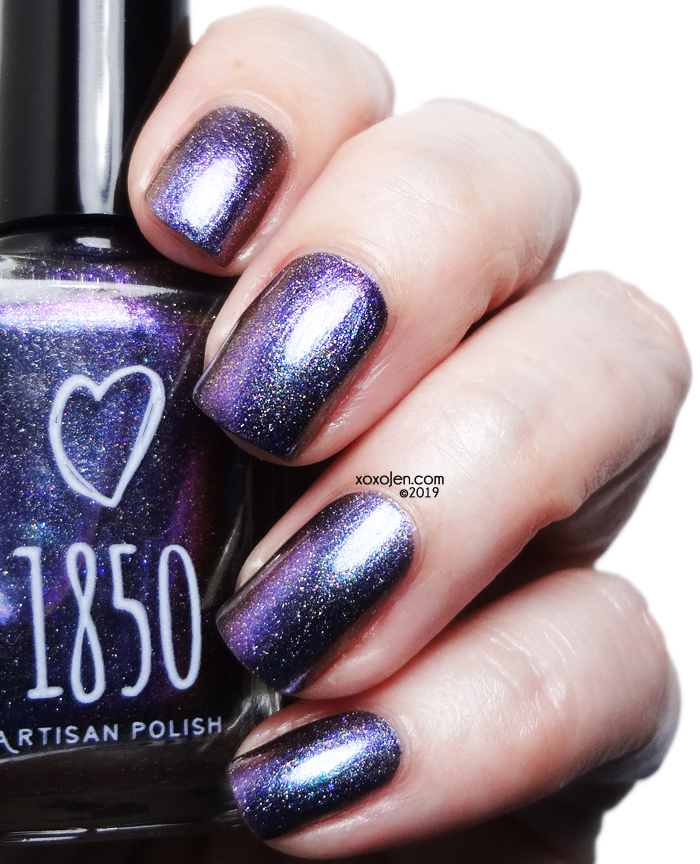 xoxoJen's swatch of 1850 Artisan A Year Of Dreams