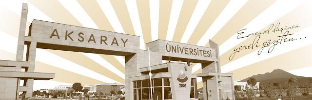 جامعة اكسراي  AKSARAY ÜNİVERSİTESİ التركية