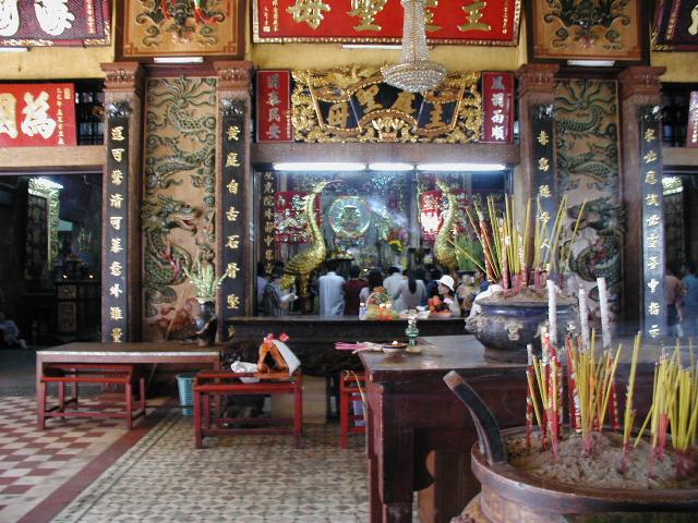Chua Xu Temple