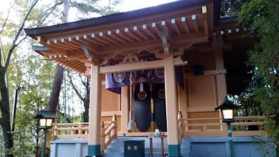 稲足神社 本殿