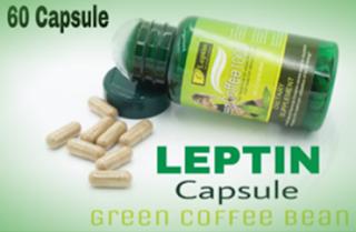 Leptin Green Coffee Kapsul Penurun Berat Badan Original