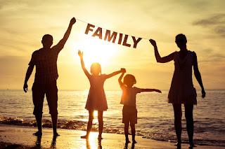 العائلة والأقارب بالانجليزي -Family & kindred