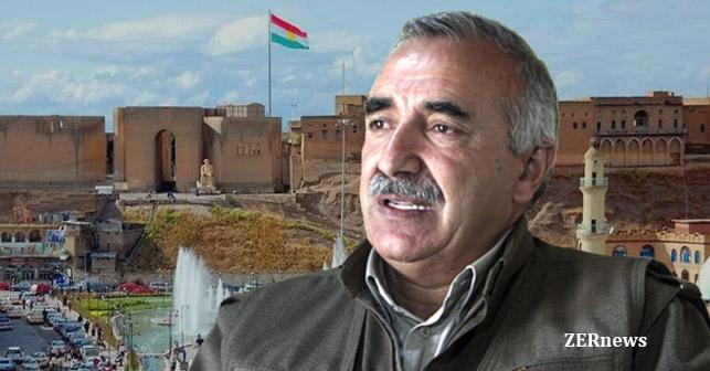 Kürdistan Bölgesi KCK PKK Murat Karayilan