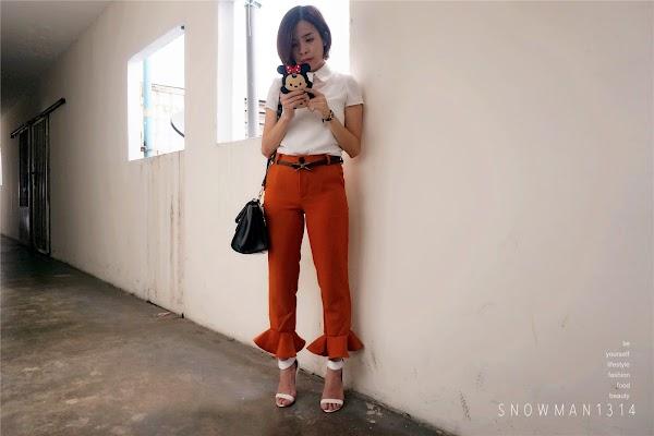 Vintage Flare Pants Weekend Outfit #22