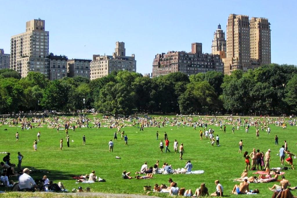 Central Park Ponto Turistico New York