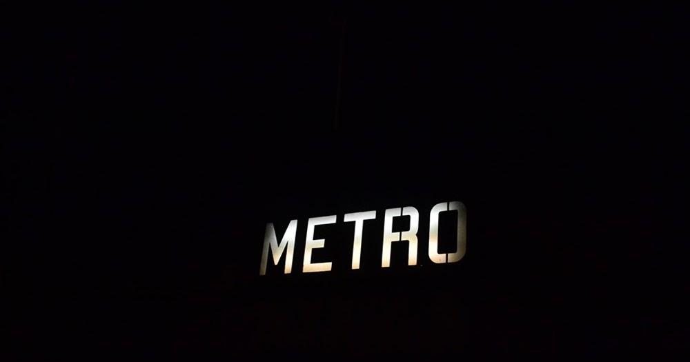 essay life metro city