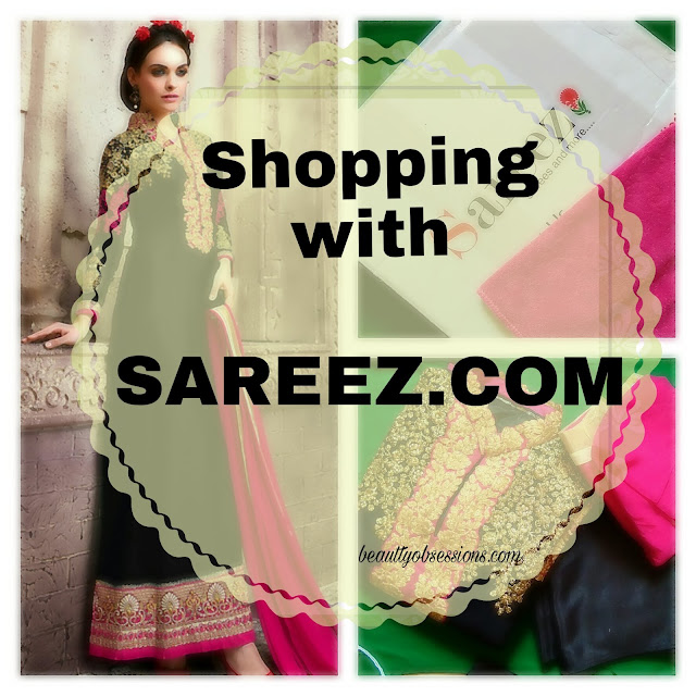 Shopping Experience With SAREEZ.COM (Part- II)