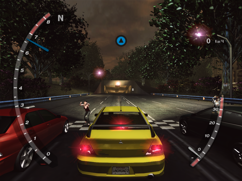 Need For Speed : Underground Dilogy (PC Repack) ~ Mencoba ...