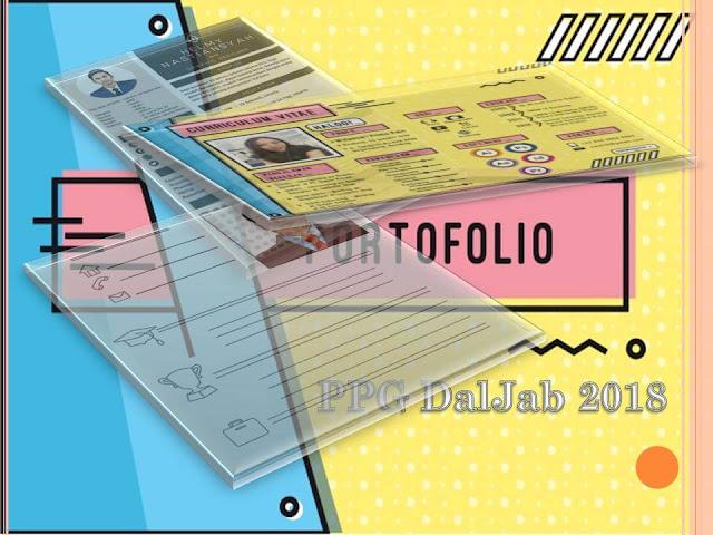 Format Portofolio RPL PPG 2018 Lengkapi Sendiri