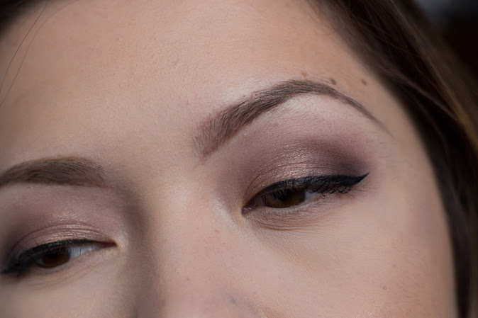 marc jacobs object of desire face and eye palette makeup look